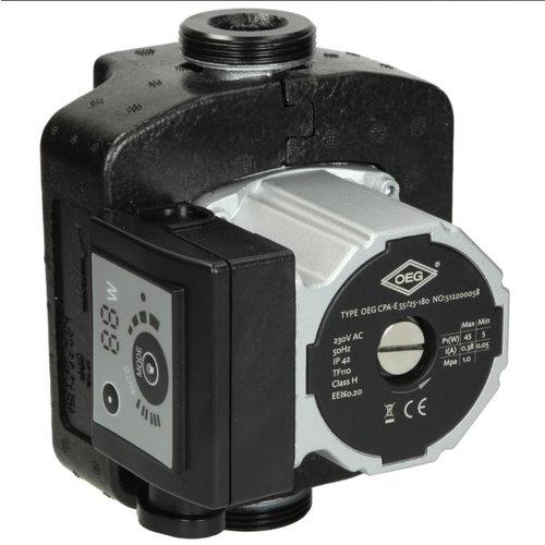 Mikoterm Mikoterm TK-24  9kw Set incl cv pomp, & thermostaat