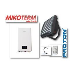 Set 6 eTronic 24kw & 2 E25 heaters
