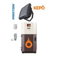 Pellet verwarming set MC15 - E15