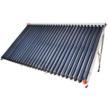 Kepo Verwarming set, Kepo MC20 - BST zonneboiler set 2x cpc 30- 600L buffer met tapwater spiraal