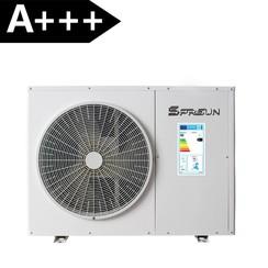 SPRSUN  9,5kw  inverter warmtepomp