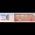 SPRSUN warmtepomp set Sprsun 9,5kw & Proton E25 voor verwarming en koeling