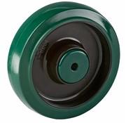 LIV SYSTEMS kolo + elastična gumi obloga Ø200 x W50mm Za 400kg