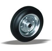 LIV SYSTEMS transport wheel + black rubber tread Ø225 x W60mm for 250kg