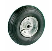 LIV SYSTEMS kolo + črna pnevmatika Ø350 x W100mm Za 150kg