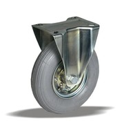 LIV SYSTEMS fiksno kolo + siva pnevmatika Ø200 x W50mm Za 75kg