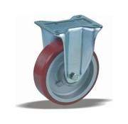 LIV SYSTEMS fiksno kolo + brizgana poliuretanska obloga Ø125 x W40mm Za 300kg