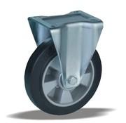LIV SYSTEMS fiksno kolo + črna guma Ø160 x W50mm Za 400kg