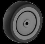 LIV SYSTEMS kolo + trdno polipropilensko kolo Ø100 x W30mm Za 85kg
