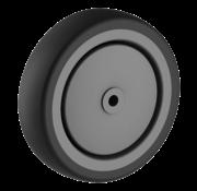 LIV SYSTEMS kolo + trdno polipropilensko kolo Ø125 x W32mm Za 100kg