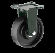 LIV SYSTEMS fiksno kolo + litoželezno kolo Ø160 x W50mm Za 900kg