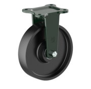 LIV SYSTEMS fiksno kolo + litoželezno kolo Ø200 x W50mm Za 1100kg