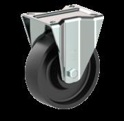 LIV SYSTEMS fiksno kolo + litoželezno kolo Ø160 x W50mm Za 600kg