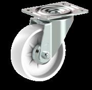 LIV SYSTEMS vrtljivo kolo + trdno polipropilensko kolo Ø108 x W36mm Za 150kg