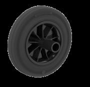 LIV SYSTEMS kolo + gumijasta pnevmatika Ø200 x W50mm Za  160kg