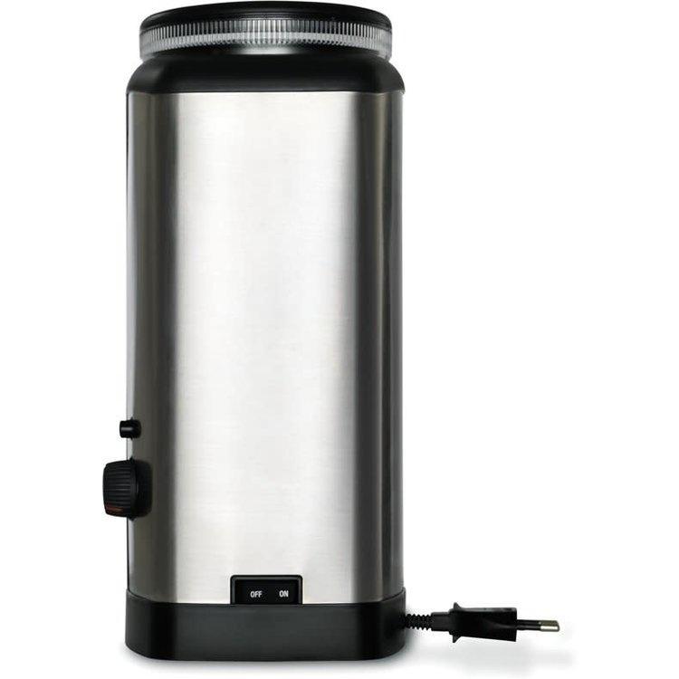 Wilfa Elektrische Koffiemolen Svart WSCG-2 Zilver-2