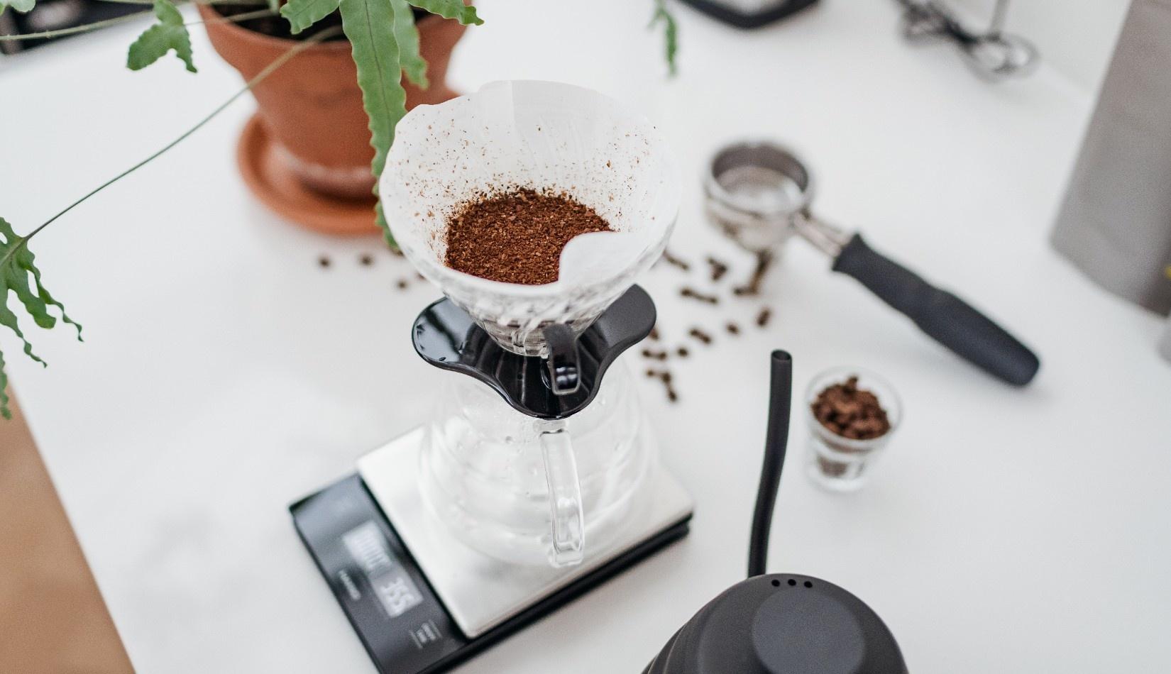 Alles-in-één Filterkoffie Homekit Glas-2