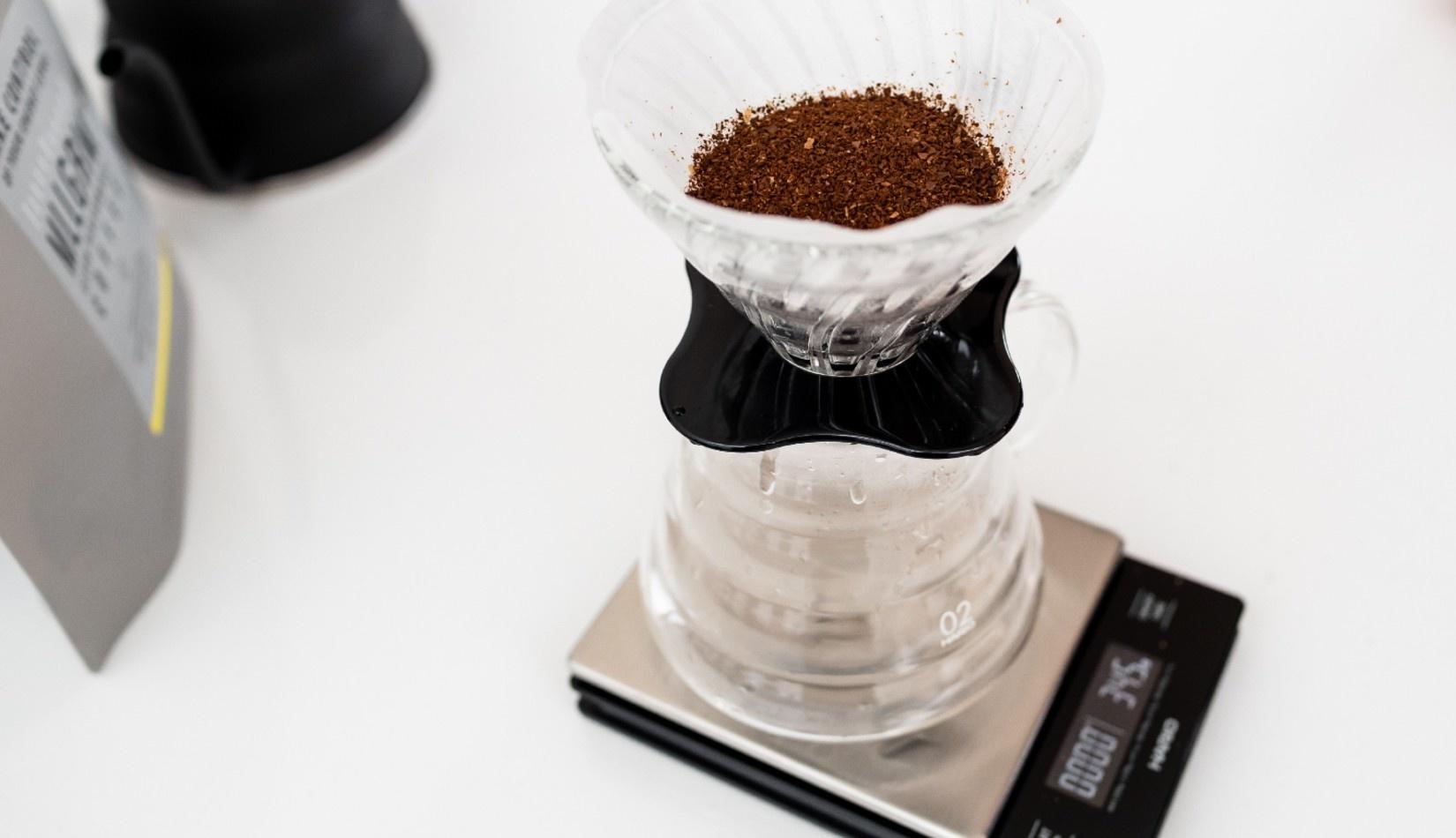 Alles-in-één Filterkoffie Homekit Glas-5