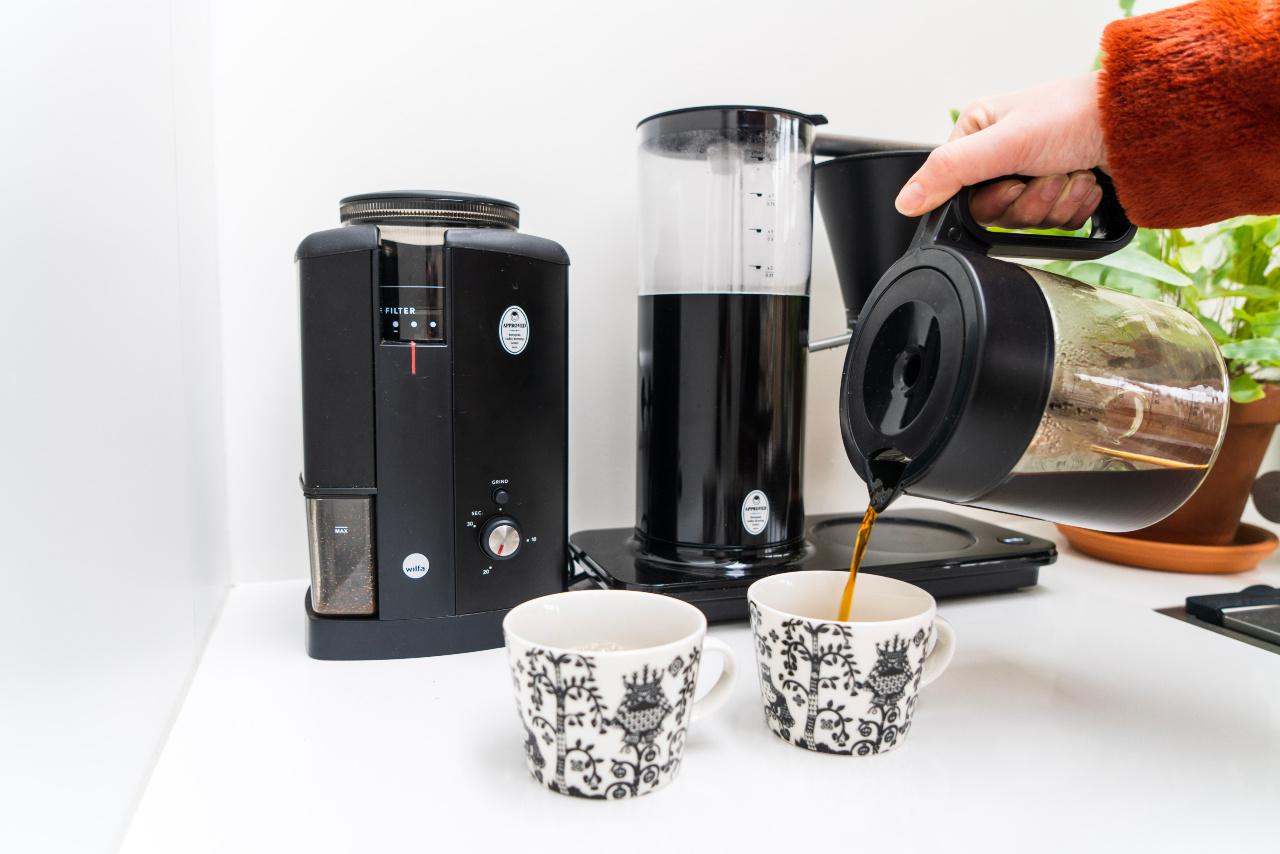 Wilfa Classic koffiemachine Zwart (CMC1550B)-2