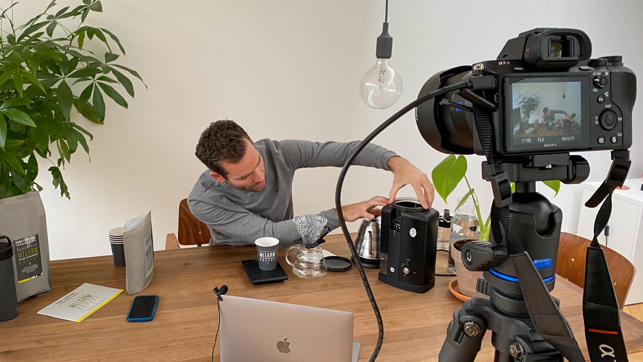 Filterkoffie workshop online