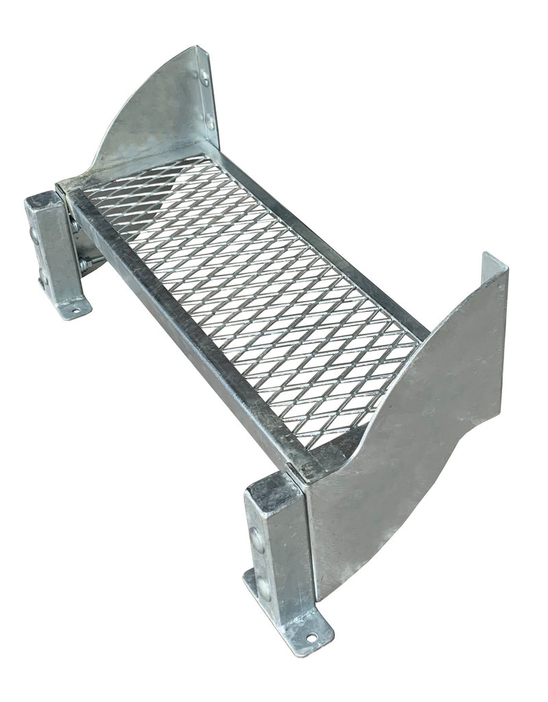 Wangentreppe SCARLO 800 für den Außenbereich