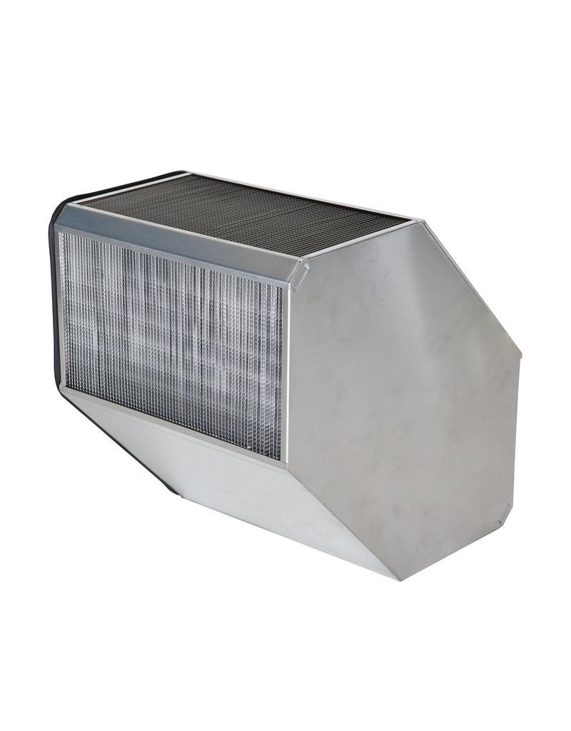 SCALANT Wohnraumlüftungsgerät SCALANT 250 (zentral / kontrolliert / mit Wärmerückgewinnung)