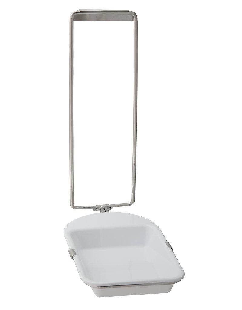 SCALANT Universal Tropfschale für 1000 ml Wandspender / Handclean 120