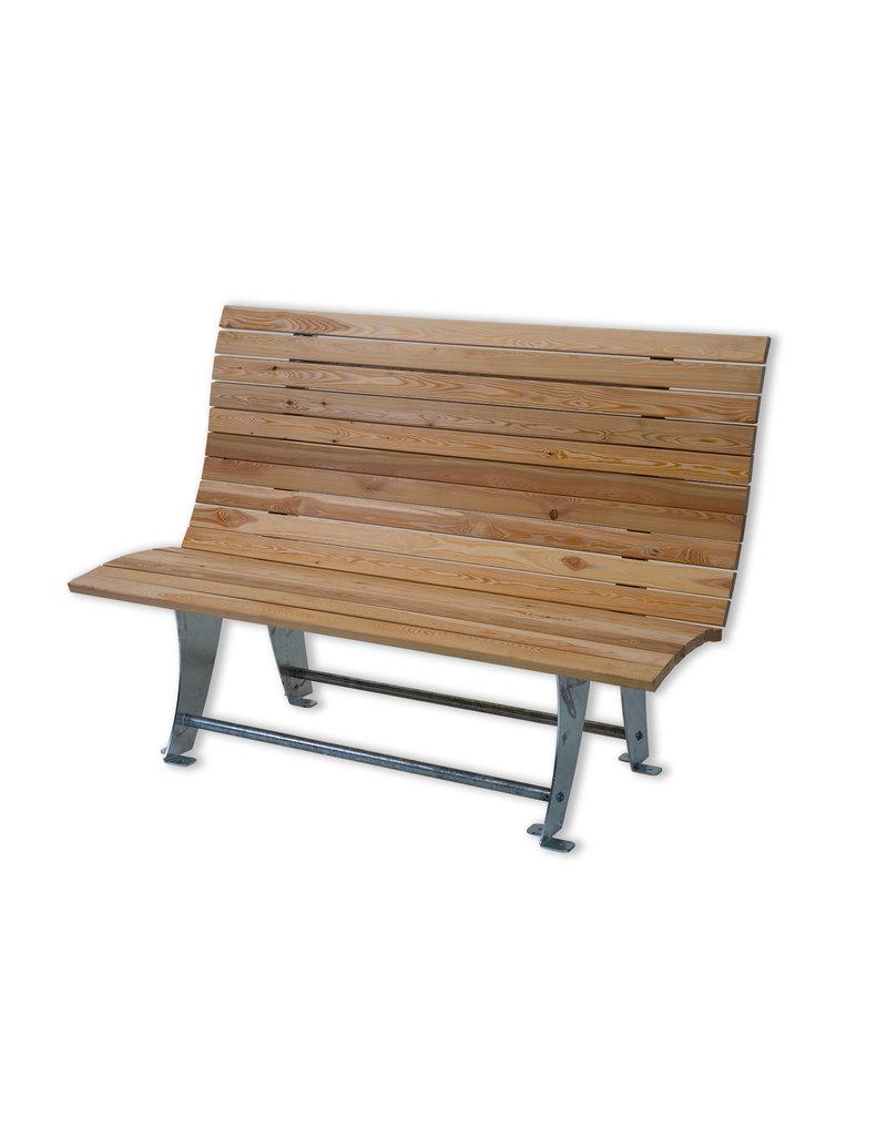 SCALANT Sitzbank mit Lehne FORST 150