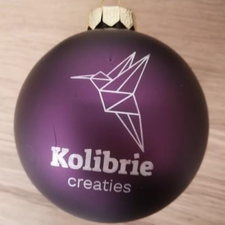 Glazen Kerstbal