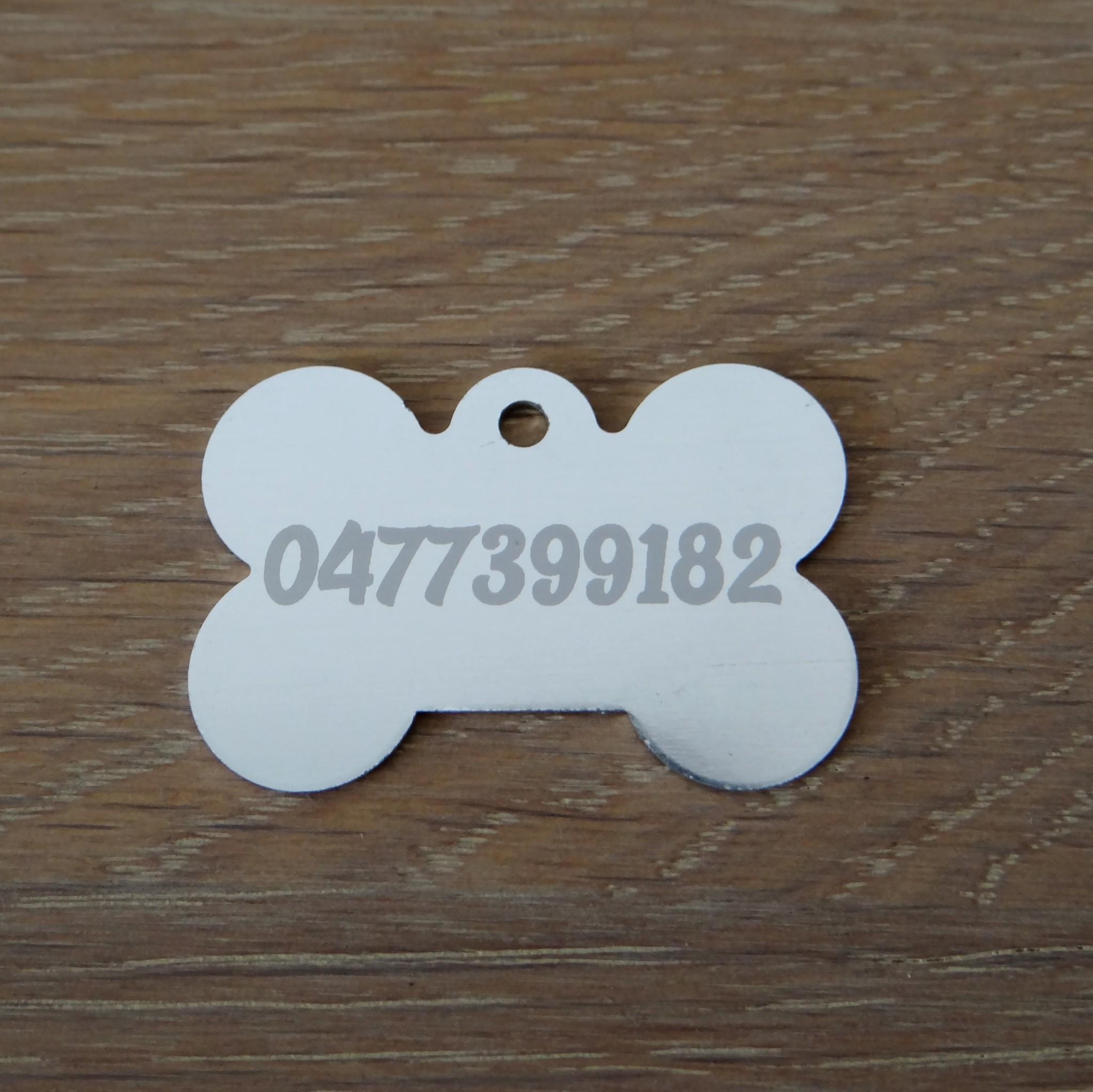 hondenpenning met naam
