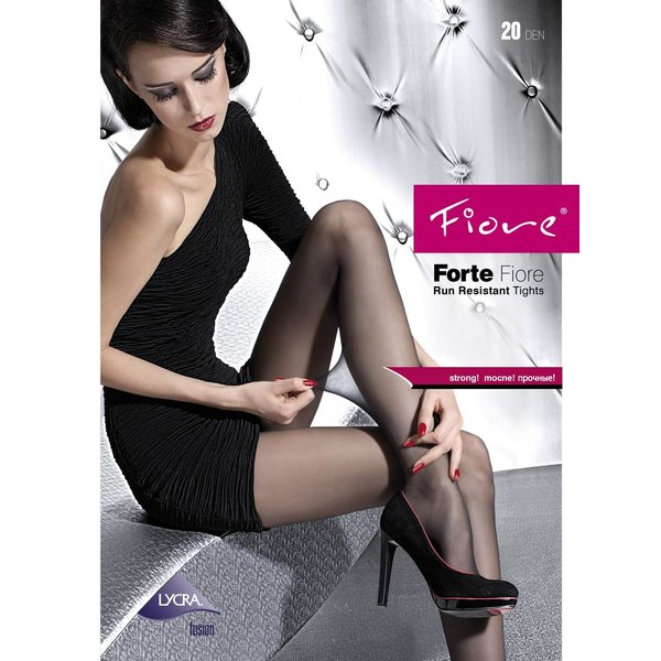 Fiore Forte anti ladder panty - 20 DEN