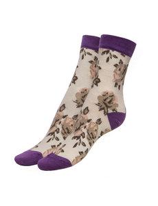 Fiore Rozen sokken