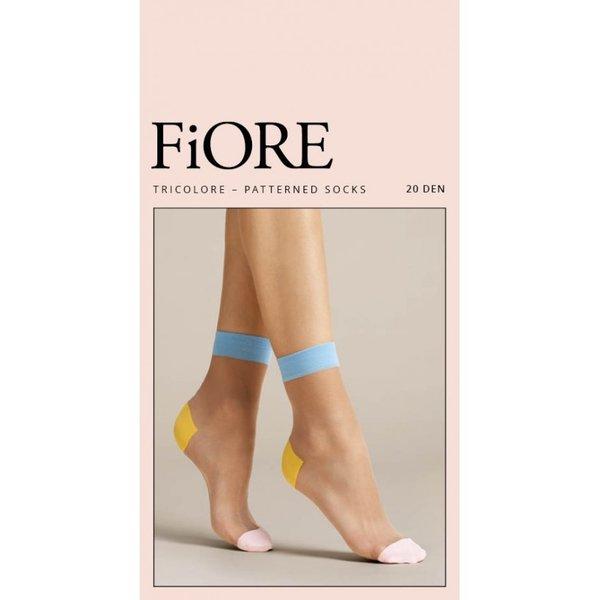 Fiore Tricolore sokken