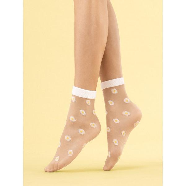 Fiore Daisy sokken van 20 denier