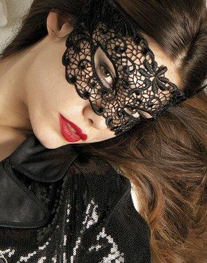 Trasparenze Sexy masker van kant