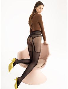 Fiore Panty met stocking look - 30 denier