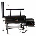 Joe's barbecue Joe's BBQ 20 '' Championship Longhorn Smoker