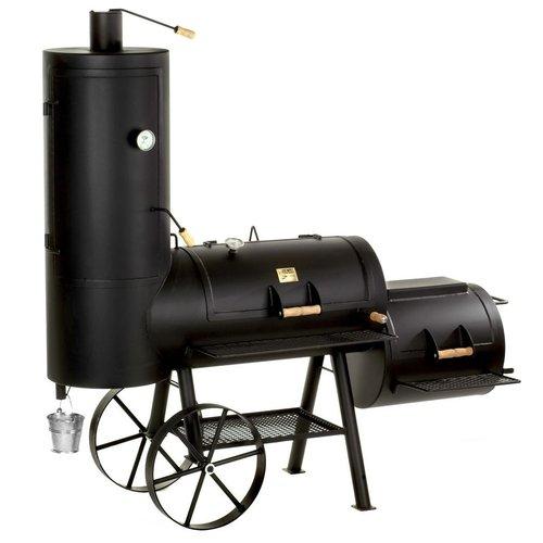 Joe's barbecue  Joe's BBQ 20 '' Chuckwagon Catering Smoker