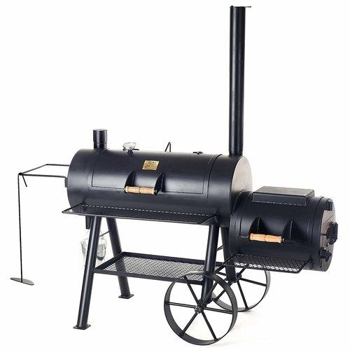 Joe's barbecue  Joe's BBQ 16'' Reserve Flow Smoker