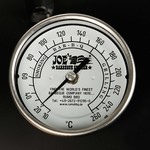 Joe's barbecue RVS Thermometer