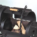 Joe's barbecue deksel houder voor Longhorn en Chuckwagon-modellen