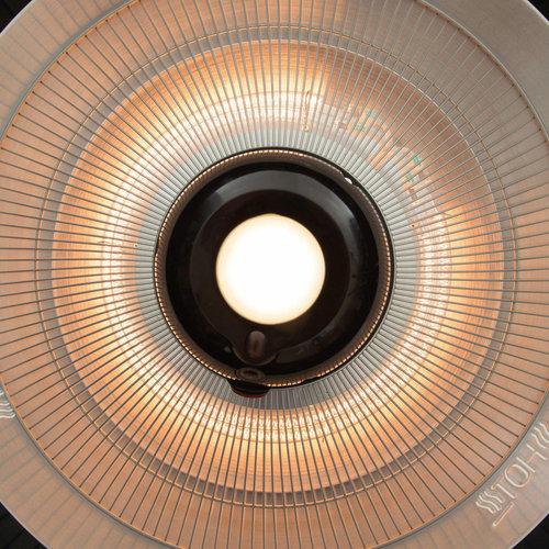 Sunred Sunred Artix hang heater zwart 1800