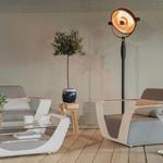 Sunred Sunred Retro staande heater 2100