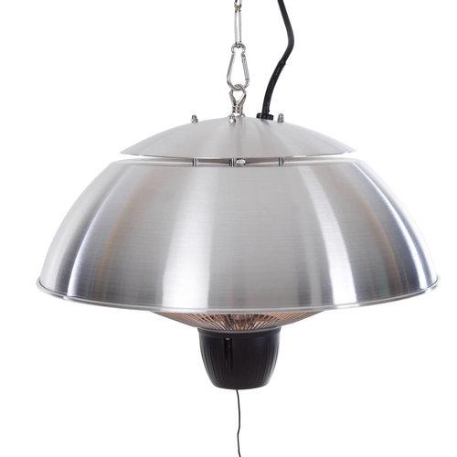 Sunred Sunred Gemma hang heater zilver 1500
