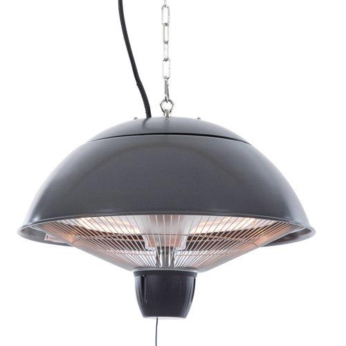 Sunred Sunred Gemma hang heater grijs 1500