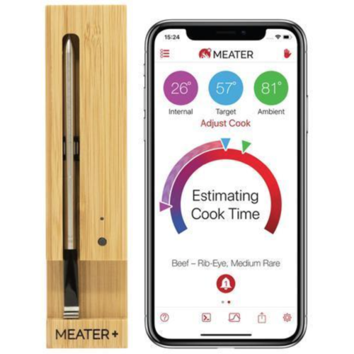 Meater Meater Plus Draadloze thermometer (50m)