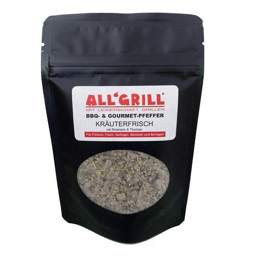 ALL' GRILL ALL' GRILL BBQ peper en kruiden mix 100g