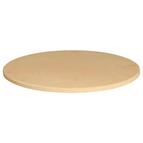 ALL' GRILL Pizzasteen met pizza pan en snijder