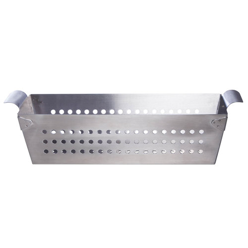 ALL' GRILL ALL'GRILL Roestvrijstalen grillmand 32 x 10 x 8 cm