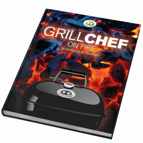 Outdoorchef Outdoor Chef Kookboek Grillchef On Fire Nederlands